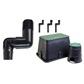 Zavlažovací systém micro drip