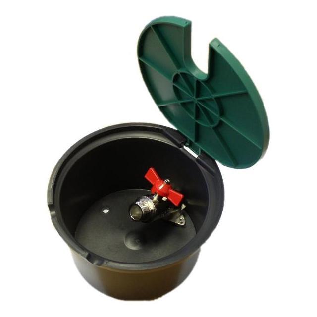 Hunter GARD-RAIN 15 - s mosazným ventilem