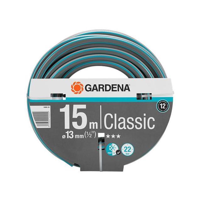 """Gadrena hadice Classic 1/2"""" 15m bez armatur (18000-20)"""