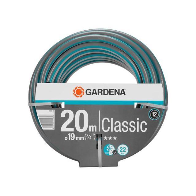 """Gardena hadice Classic 3/4"""" 20m bez armatur Odborné poradenství včetně záručního a pozáručního servisu"""
