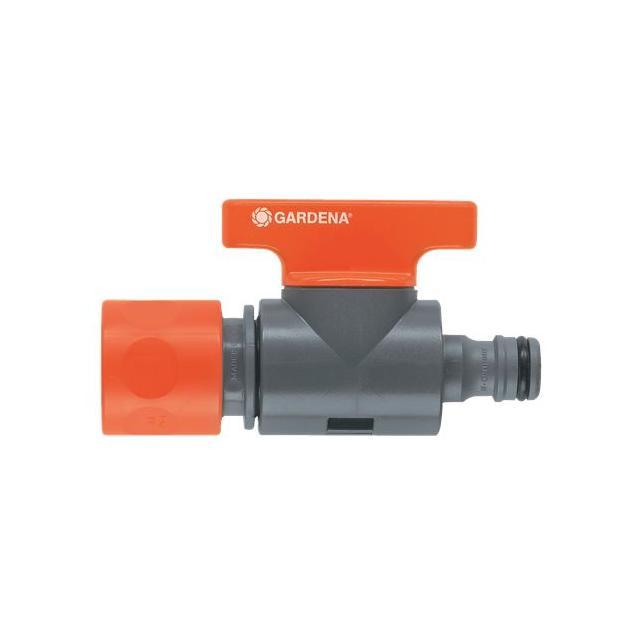 GARDENA regulační ventil Odborné poradenství včetně záručního a pozáručního servisu