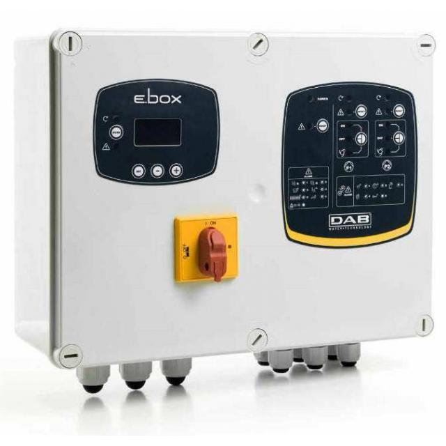 DAB Univerzální ovládací panel E-BOX PLUS D