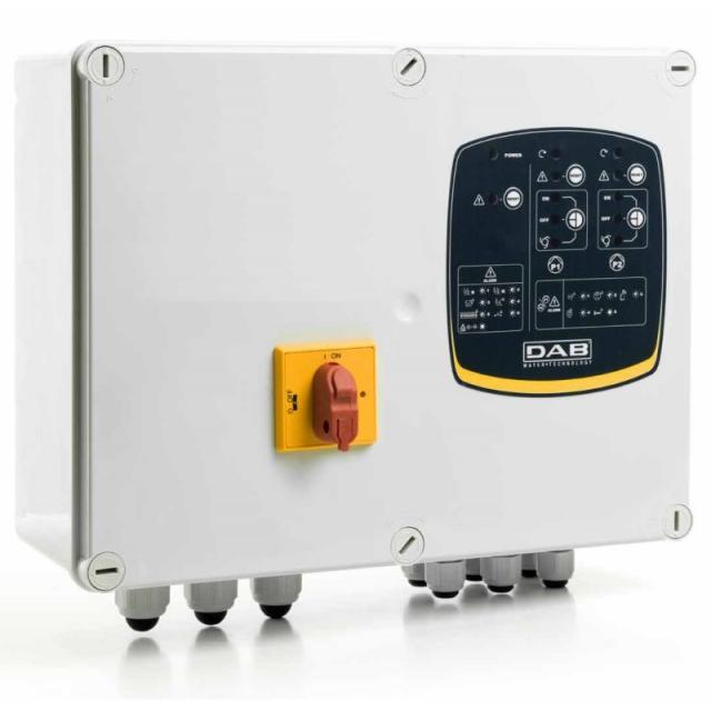 Univerzální ovládací panel DAB E-BOX PLUS