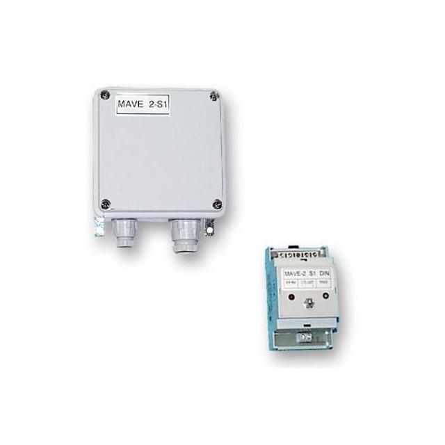 MAVE 2-S-1 hlídač hladiny , DIN - montáž na lištu (IP 20)