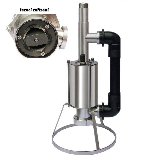 Pumpa INOX Morava 5-16-T 1,1kW 400V kal.č. 10m kabelu