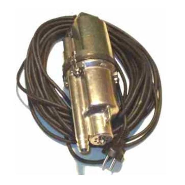 ALFA PUMPY RUCHE 2T - horní sání, kabel 10m