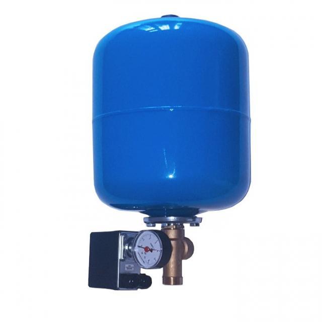 Aquapress vodárenská sestava 24 litrů - vertikální