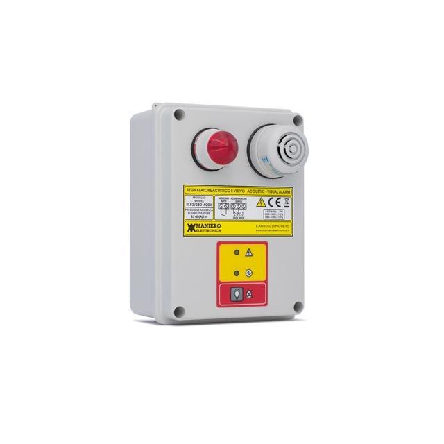 SL 82/24V vizuální a akustická signalizace hladiny