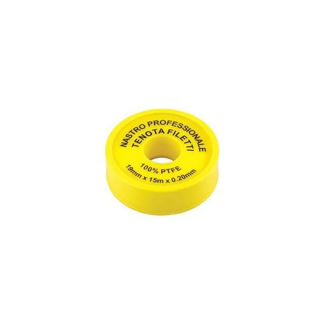 Teflonová páska 19mm, 15m, 0.2mm