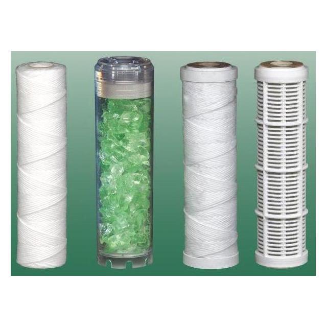 """náhradní filtrační vložky , CP 5 - vložka 5"""" polyphosphate"""