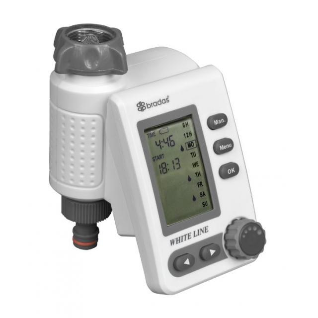 BRADAS Multifunkční elektronické zavlažovací hodiny WL-3132